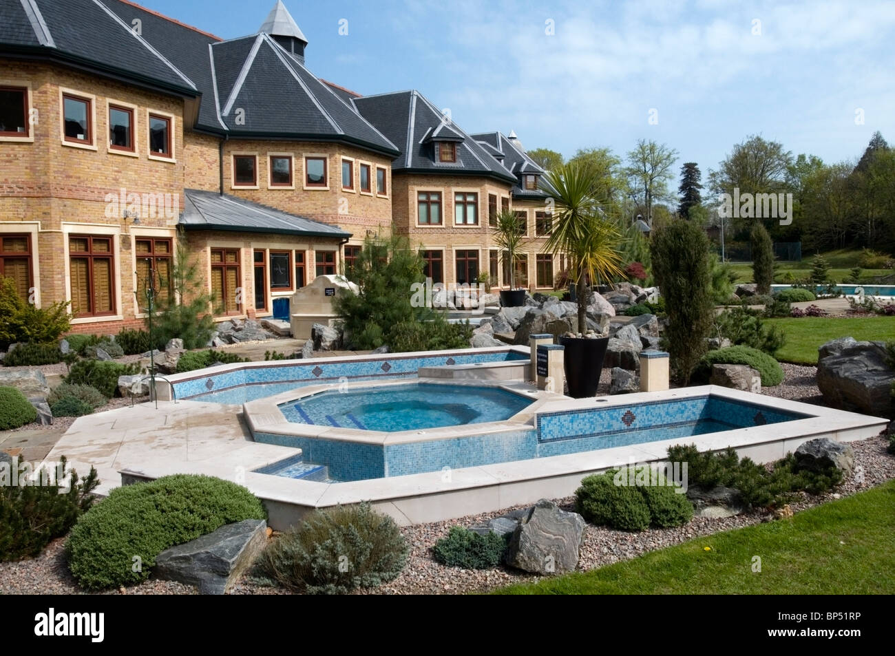 Luxury Park pennyhill park luxury hotel spa exterior grounds architecture