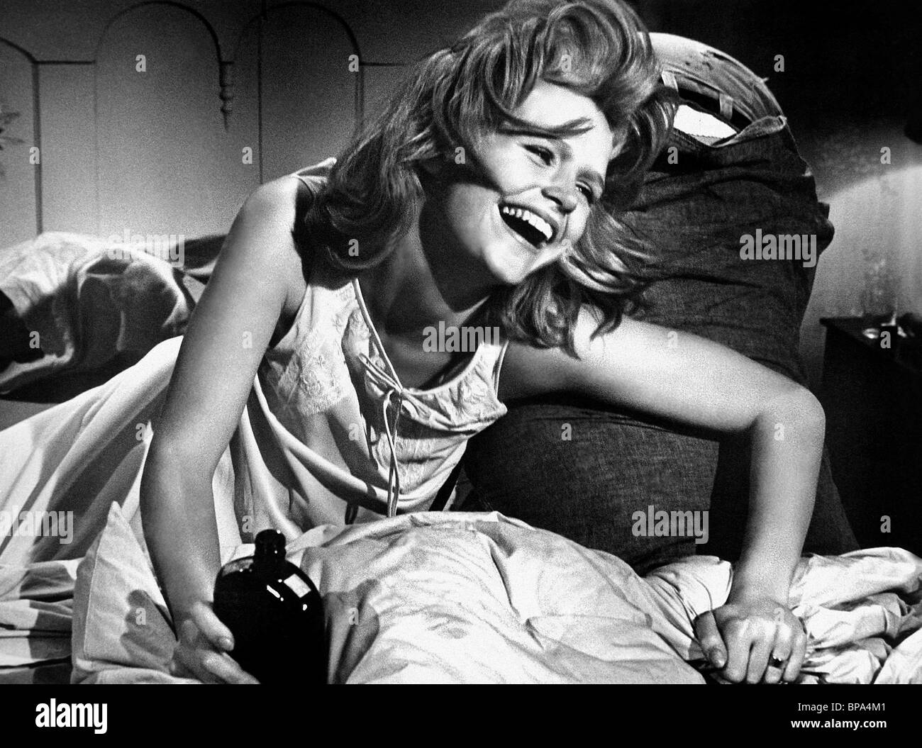 LEE REMICK DAYS OF WINE AND ROSES (1962) Stock Photo