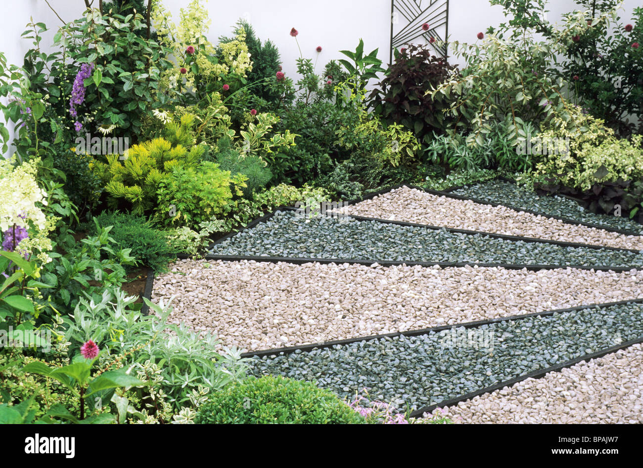 Garden Designs With Pebbles - windowsunity