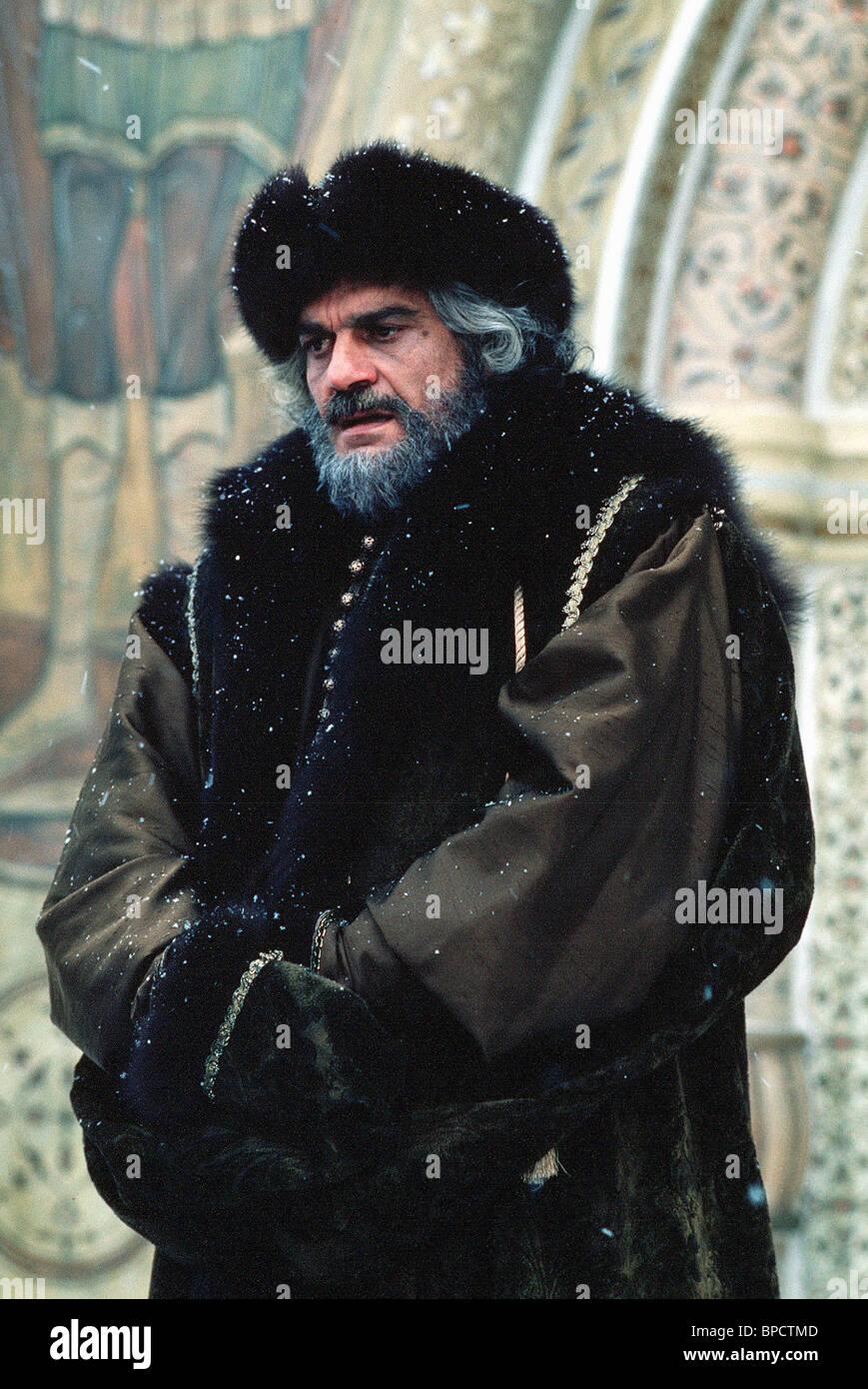 OMAR SHARIF PETER THE GREAT (1986) Stock Photo