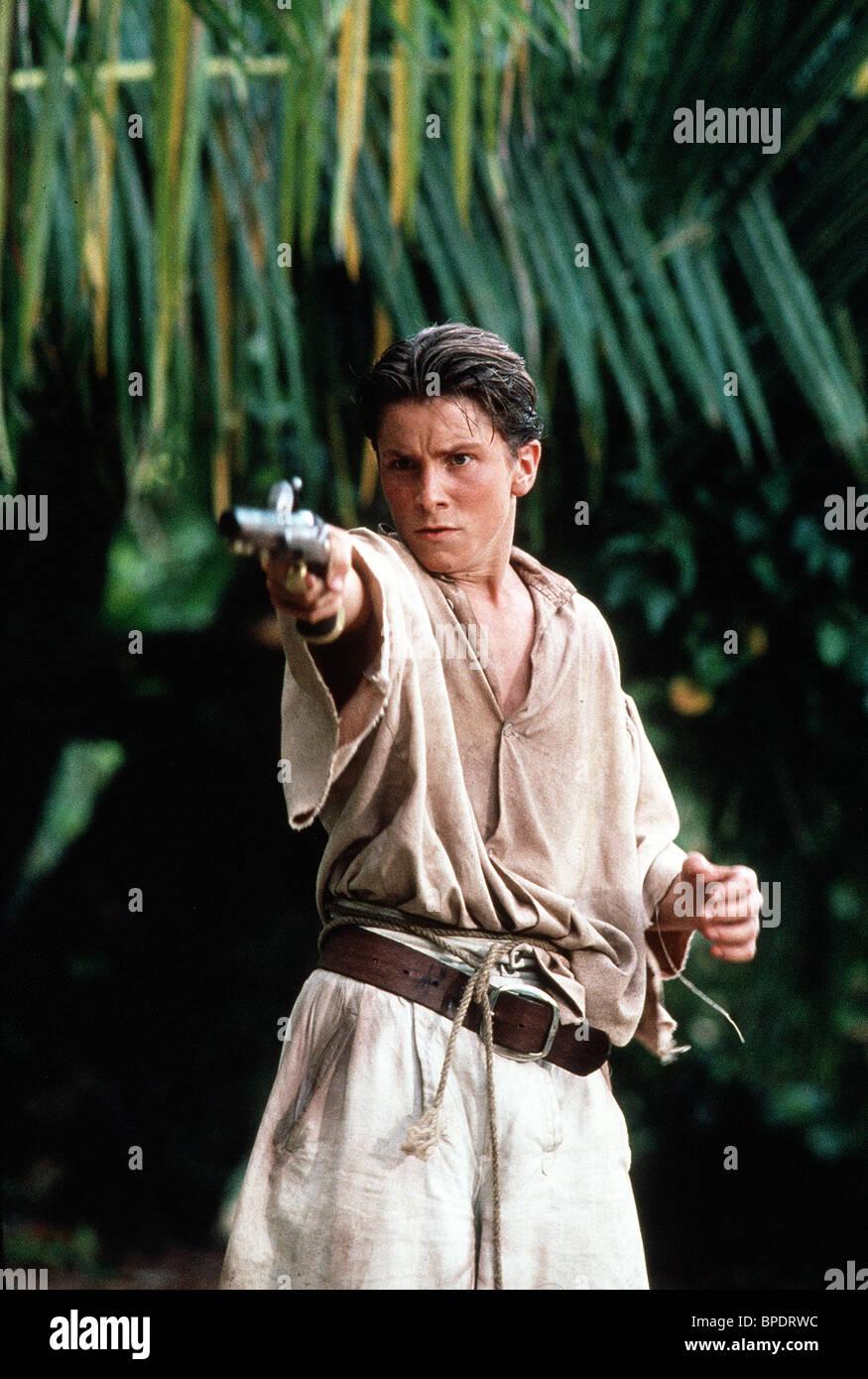 Treasure Island Film Christian Bale