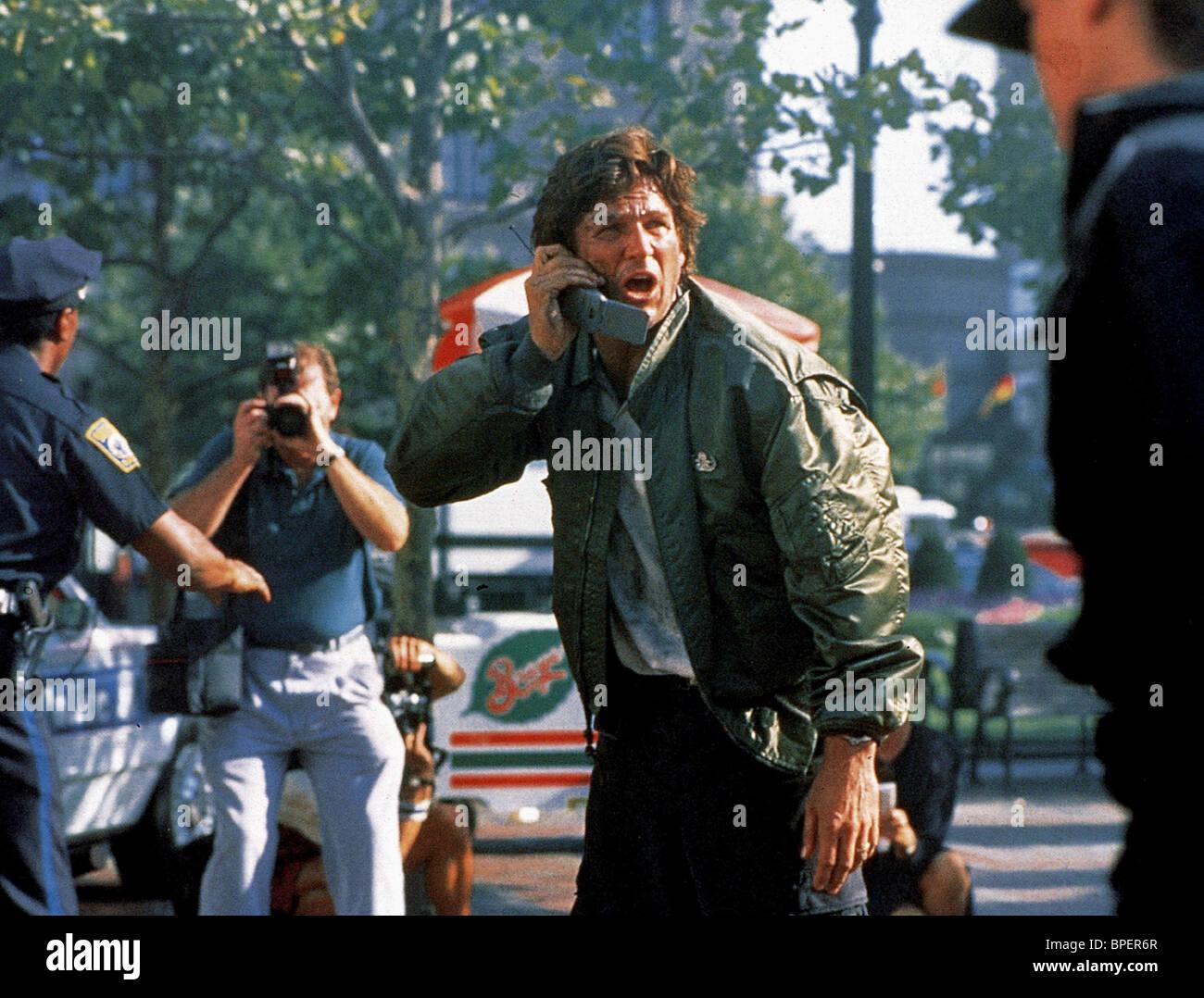 JEFF BRIDGES BLOWN AWAY (1994) Stock Photo