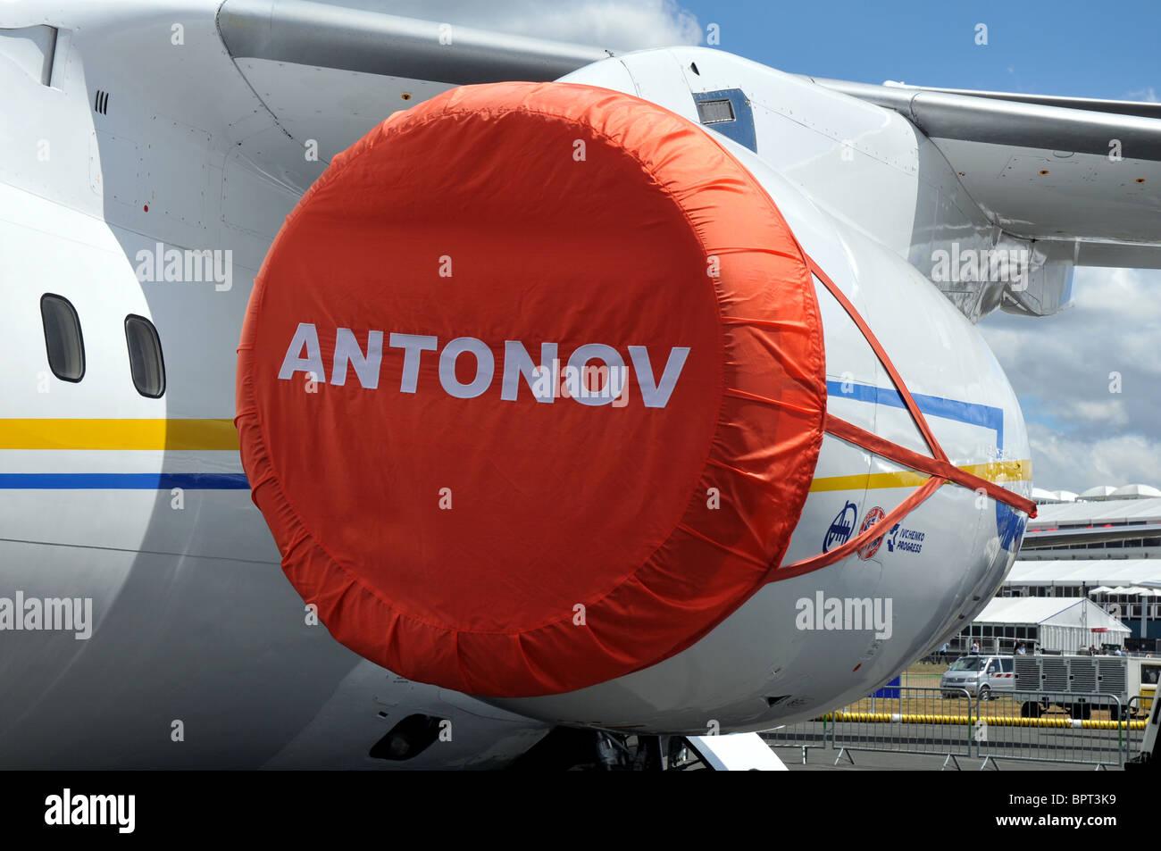 Antonov - Stock Image