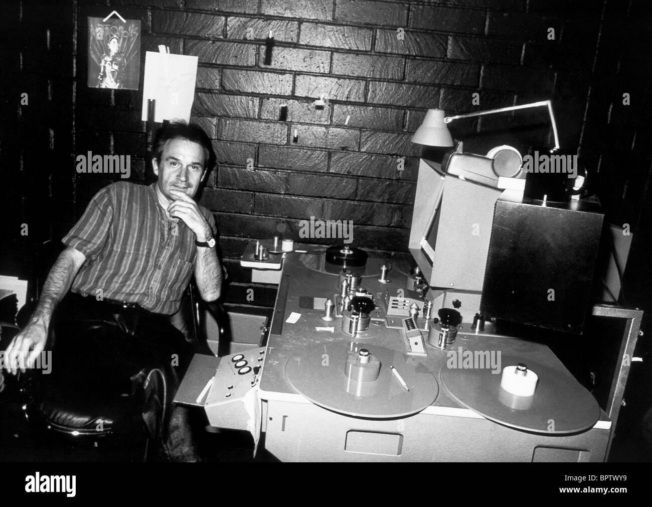 GIORGIO MORODER MUSIC COMPOSER (1984) Stock Photo
