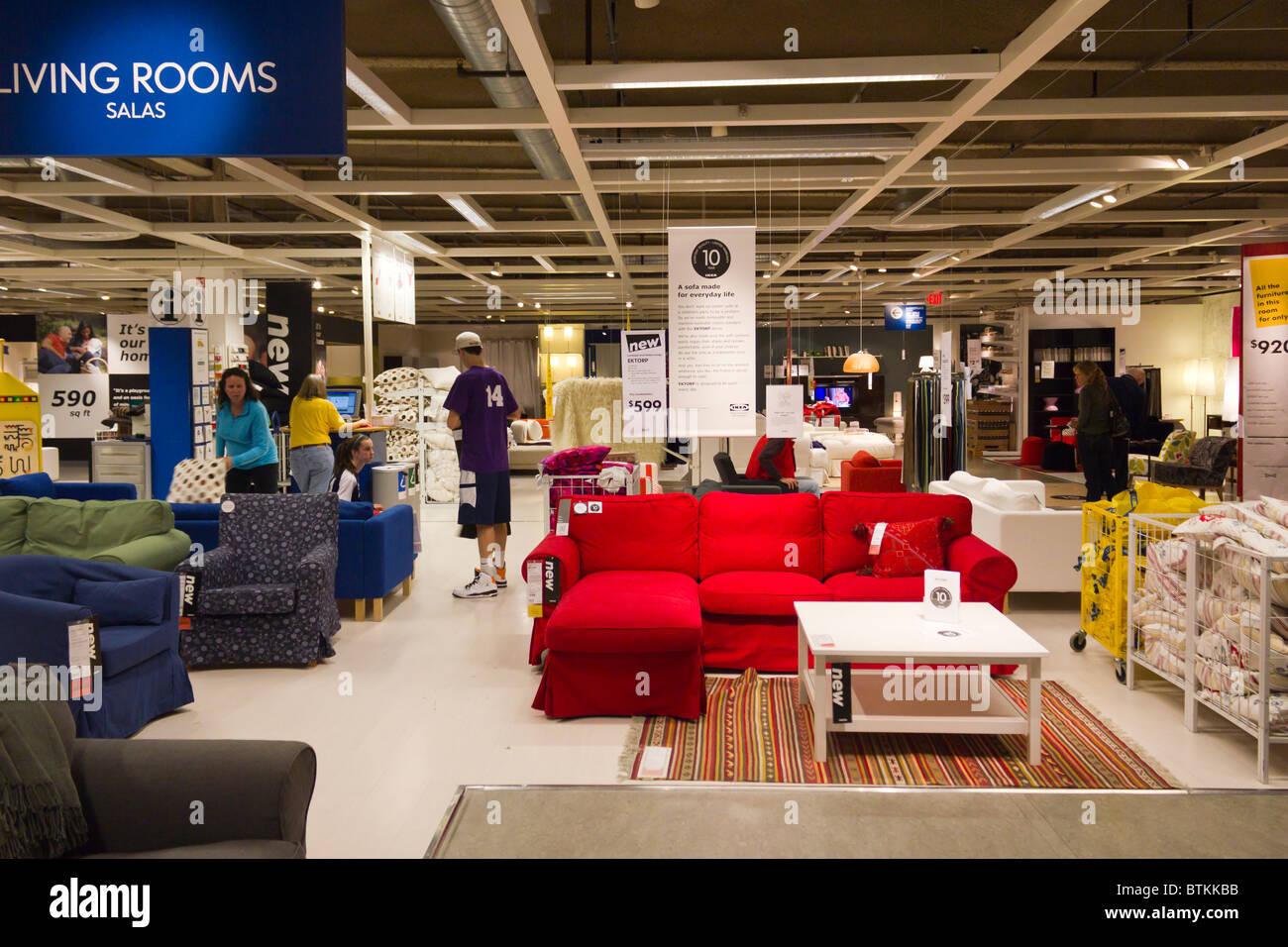 Charmant IKEA Furniture Warehouse Store, Plymouth Meeting, Pennsylvania, USA