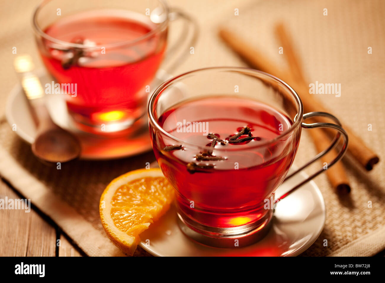 hot toddy - Stock Image
