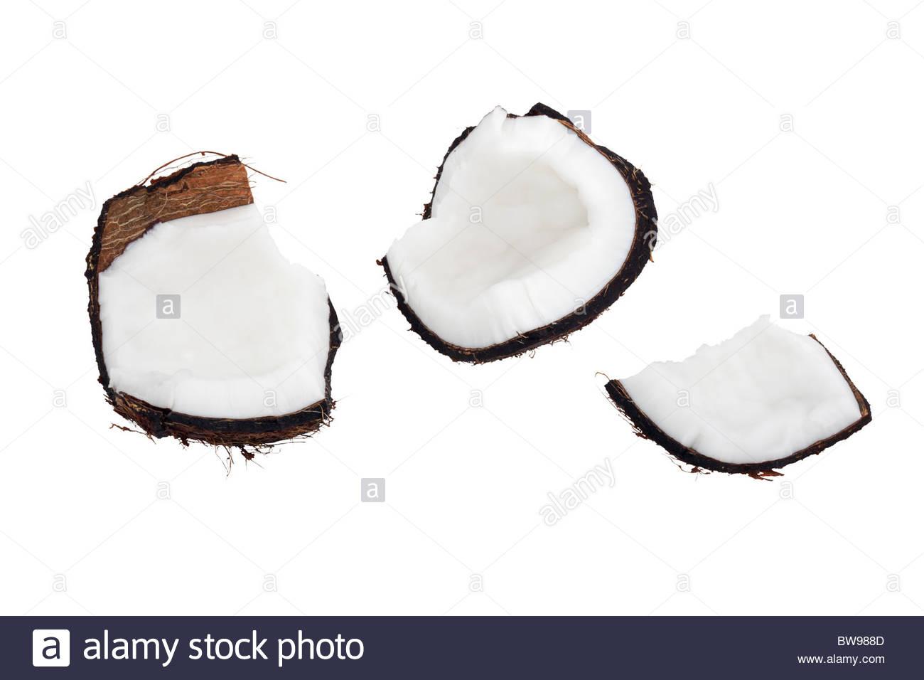 Coconut - Stock Image