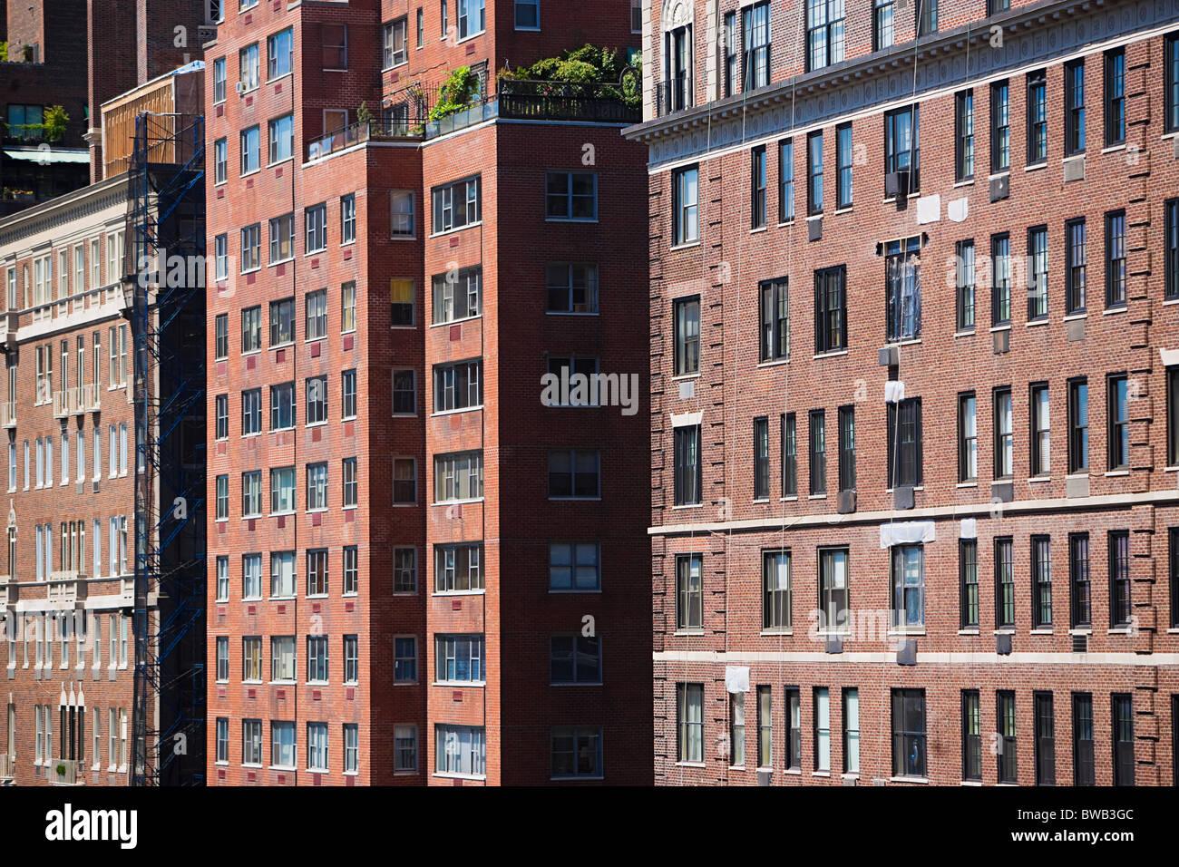 Buildings in New York - Stock Image