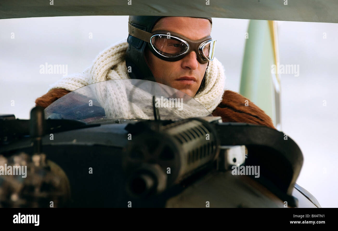 TIL SCHWEIGER THE RED BARON (2008) - Stock Image