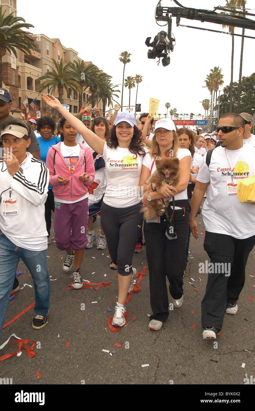 Revlon breast cancer walk los angeles
