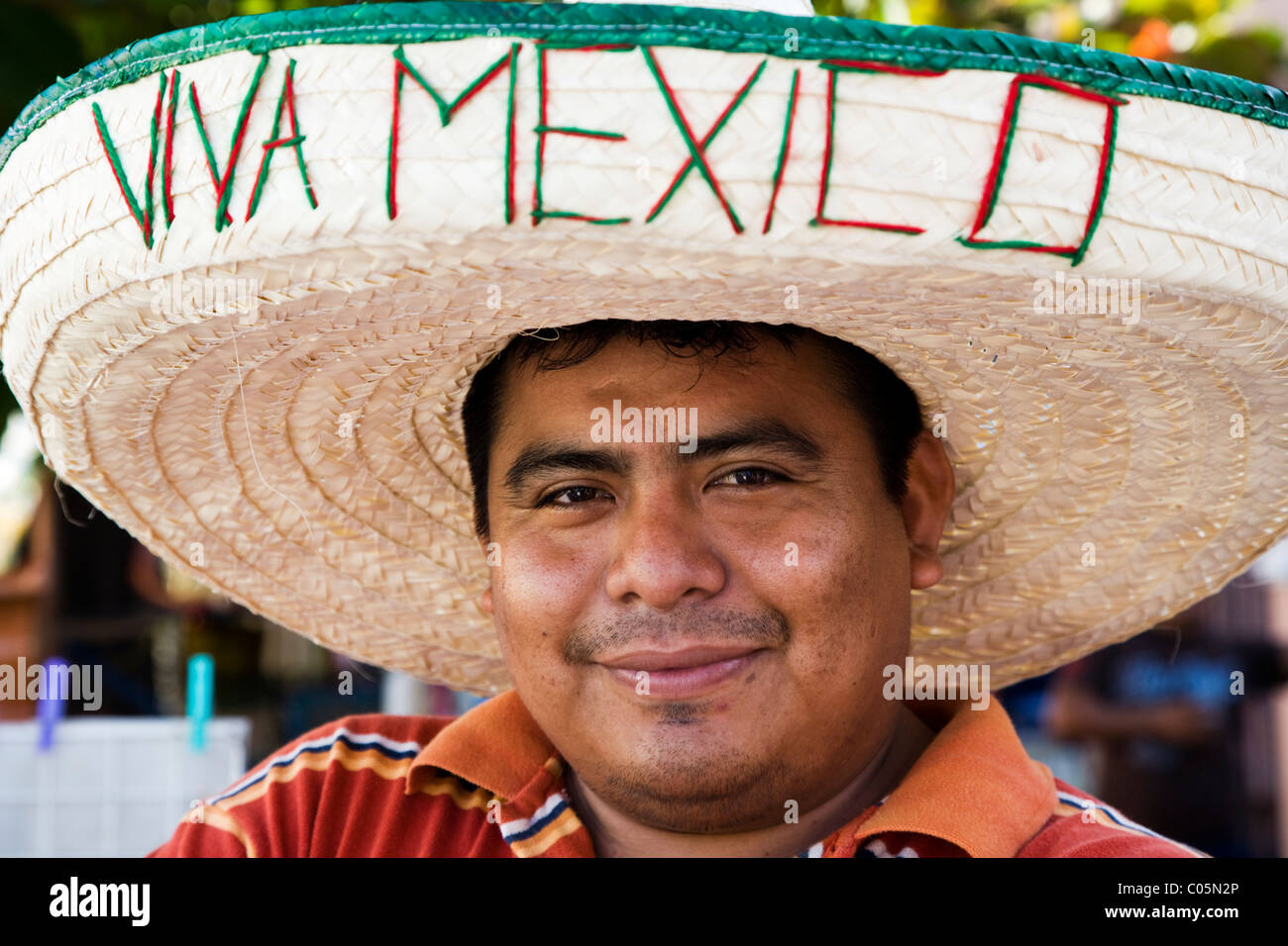 man in mexican