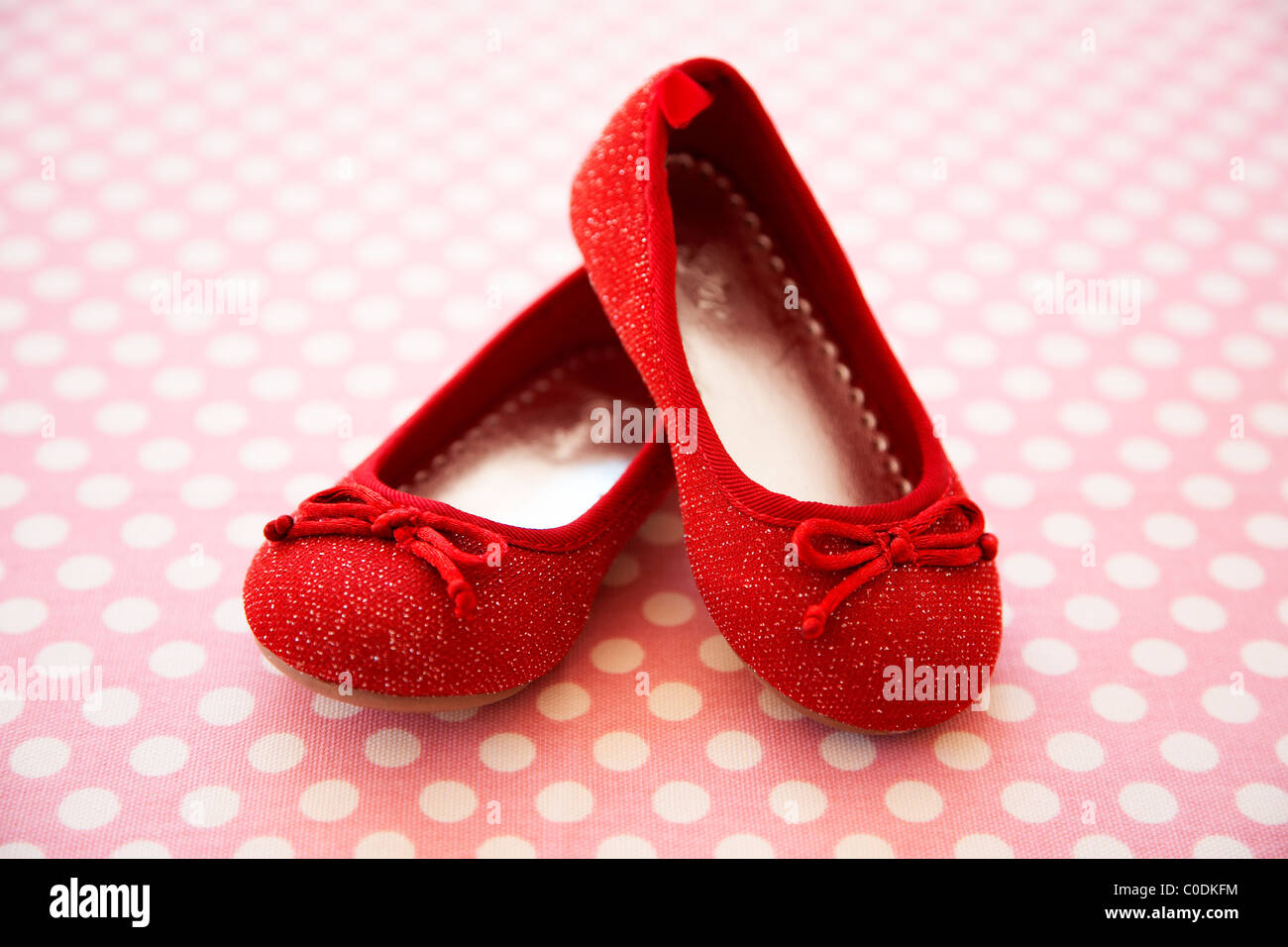 ea8fc260ca0 Ruby red slippers Stock Photo  34721448 - Alamy
