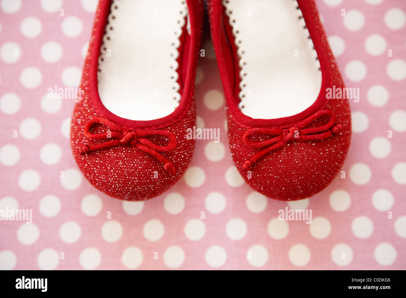 ae5a880db0f Ruby red slippers Stock Photo  34721462 - Alamy