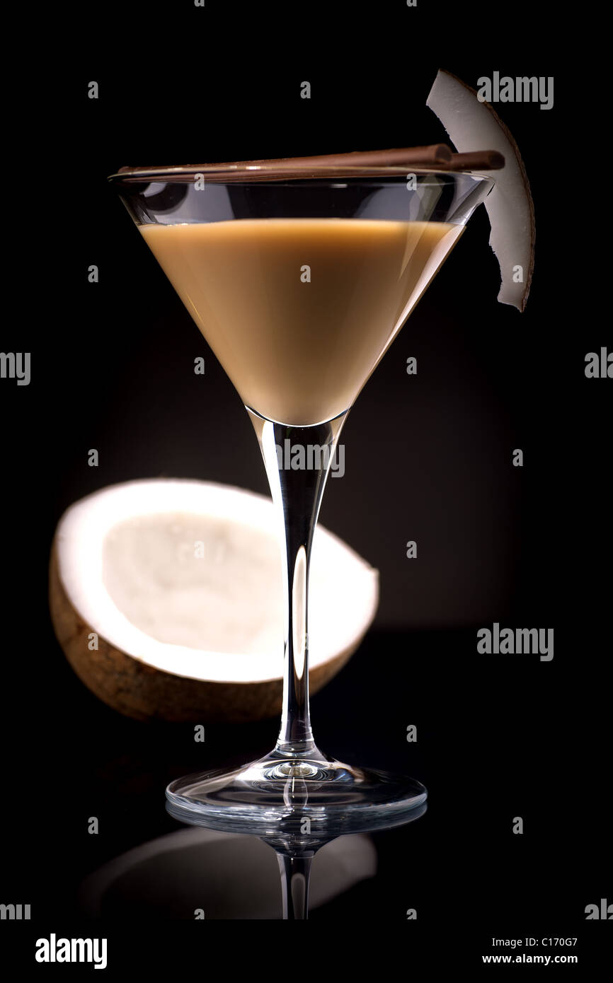 cocktail - Stock Image