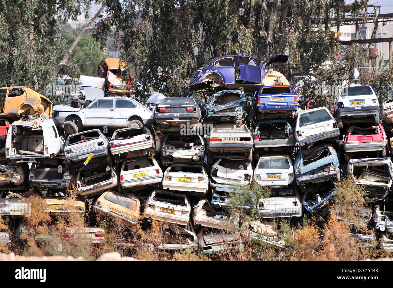 Exelent Salvage Yard Cars Adornment - Classic Cars Ideas - boiq.info
