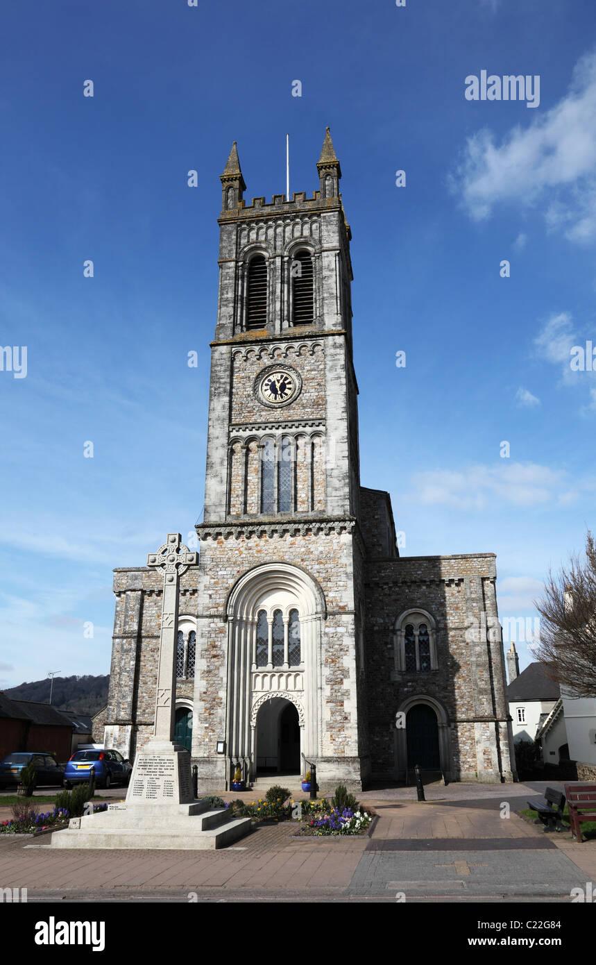 st-pauls-church-honiton-devon-england-C22G84.jpg