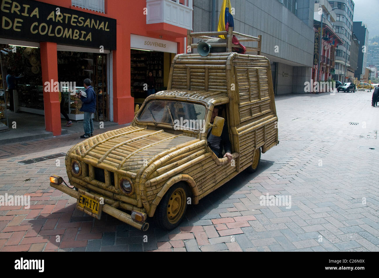 Bogota Colombia is an interesting city in South America having some ...