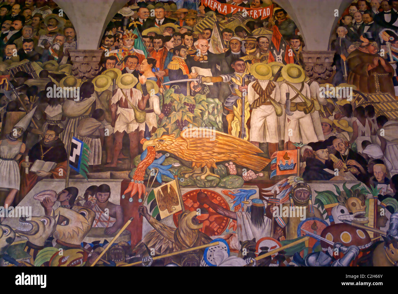 detail-of-mural-by-diego-rivers-depictin