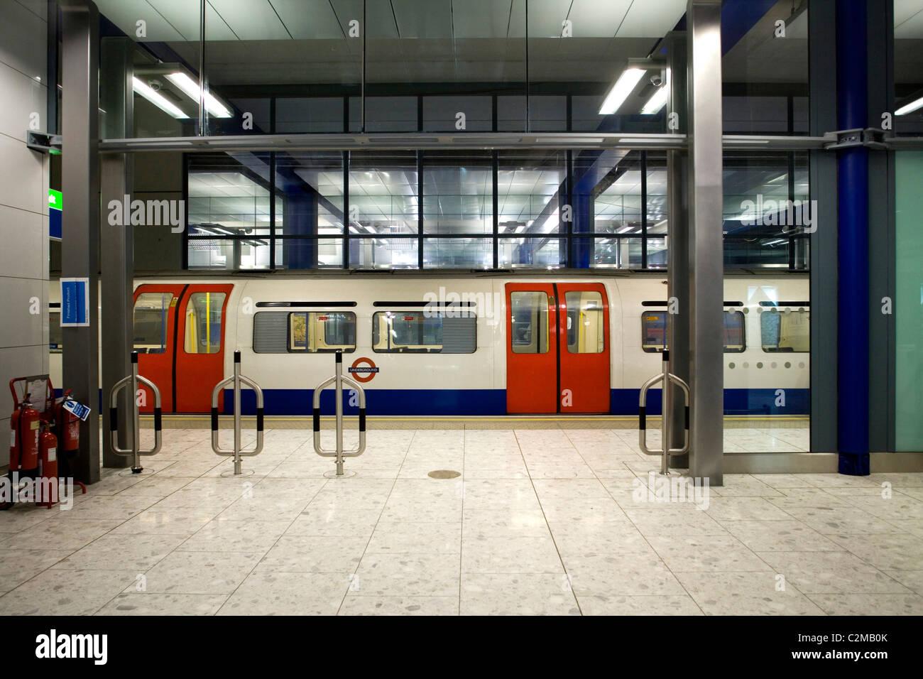 BAA, T5, Terminal 5, Heathrow Airport, London. - Stock Image