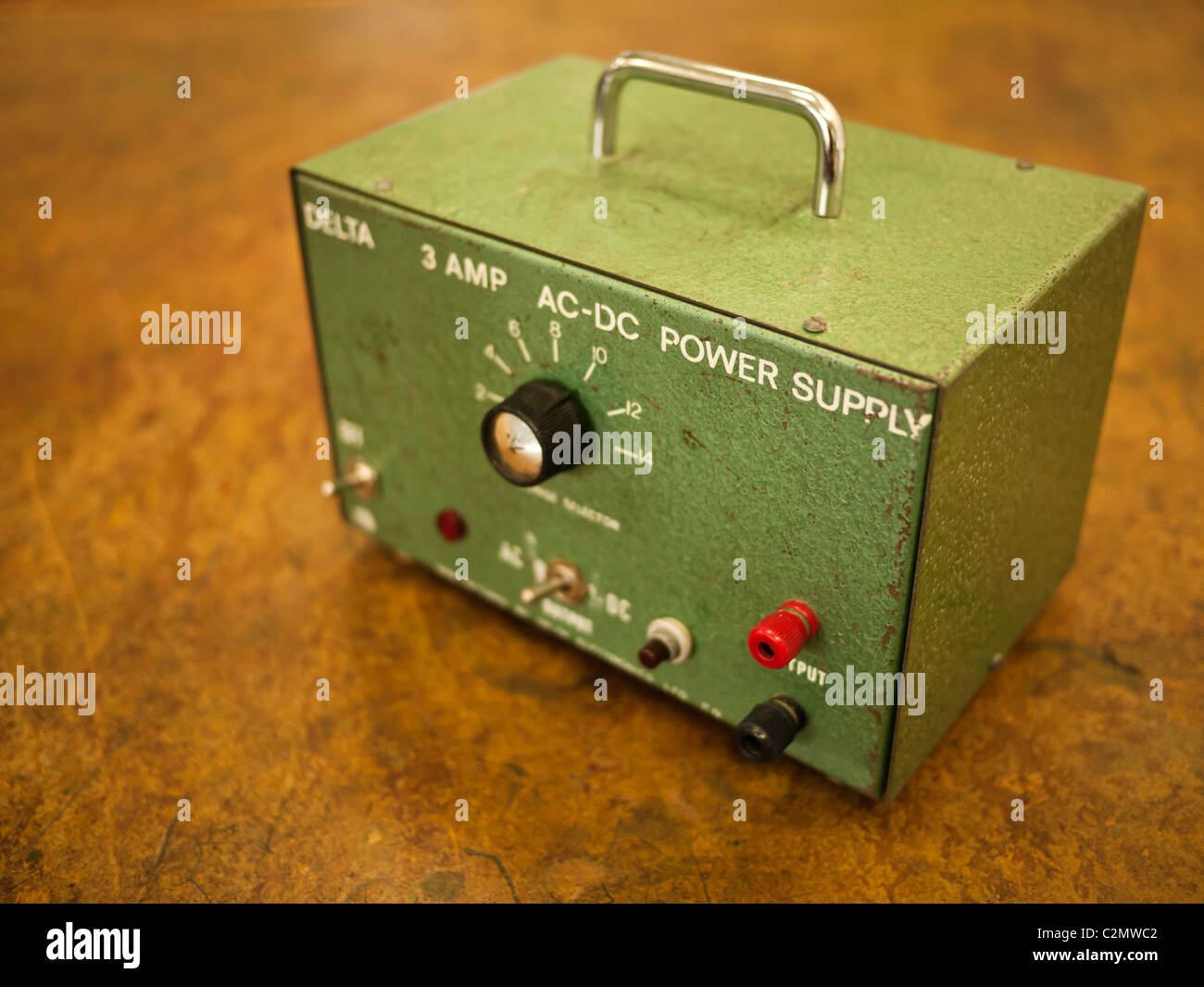Power pack - Stock Image