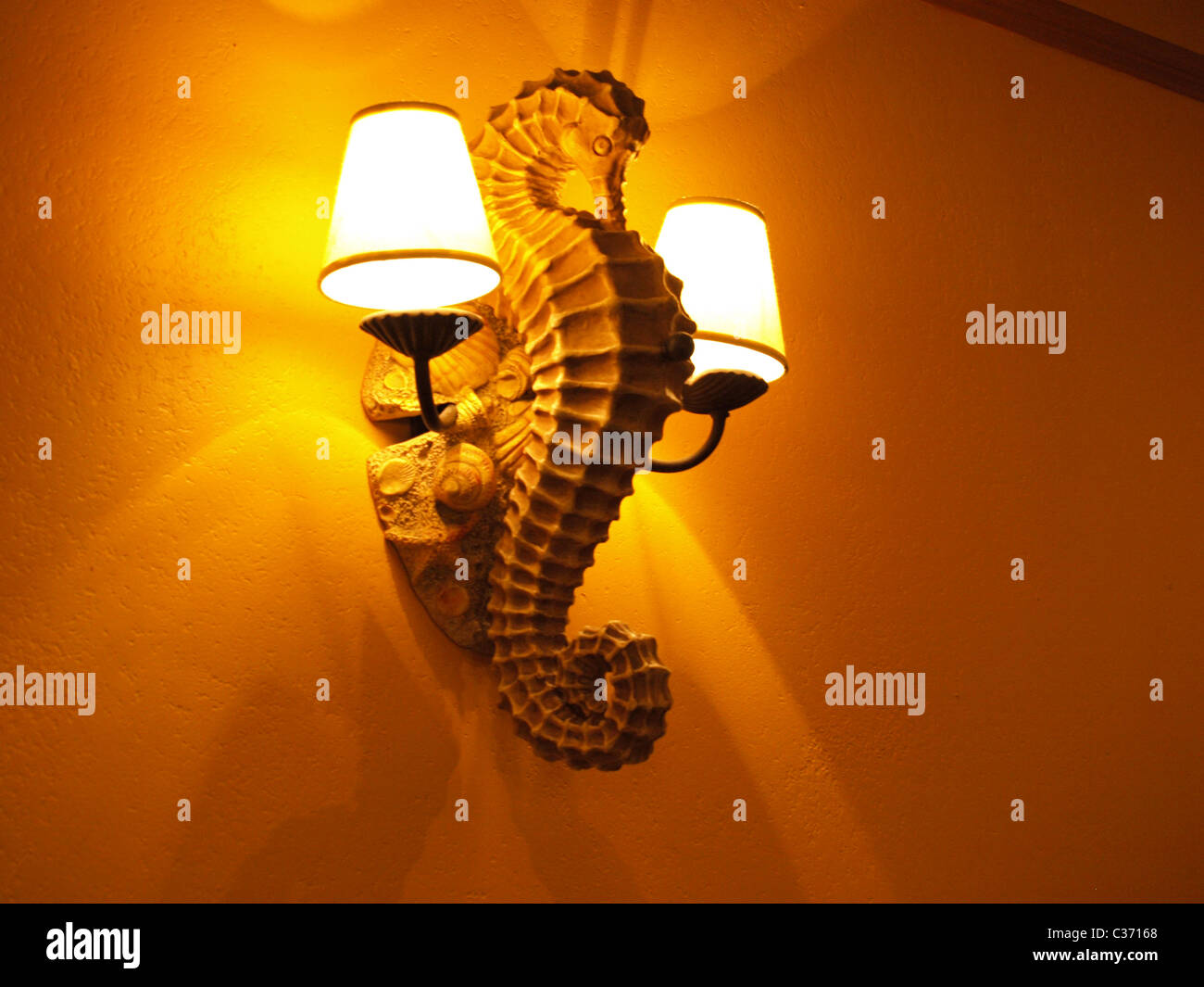 size house of table medium lamp lamps anchor sailboat seahorse beach nautical for