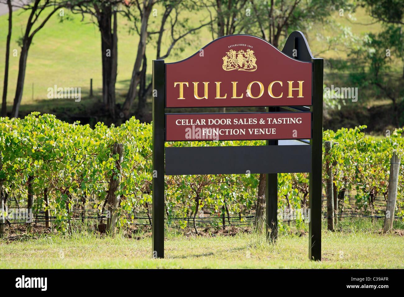 sign-at-tulloch-wines-pokolbin-hunter-valley-new-south-wales-australia-C39AFR.jpg