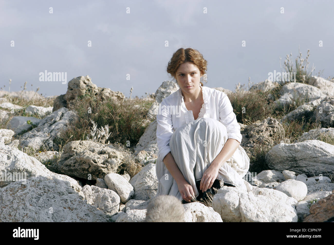 ISABELLA RAGONESE VIOLA DI MARE (2009) - Stock Image