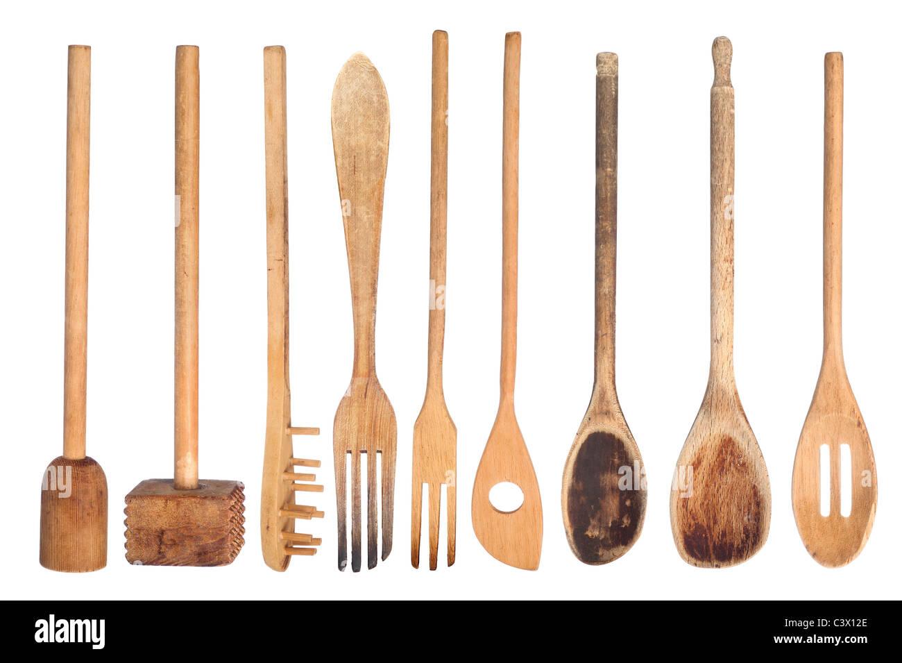 Kitchen Utensils Stock Photos & Kitchen Utensils Stock Images - Alamy