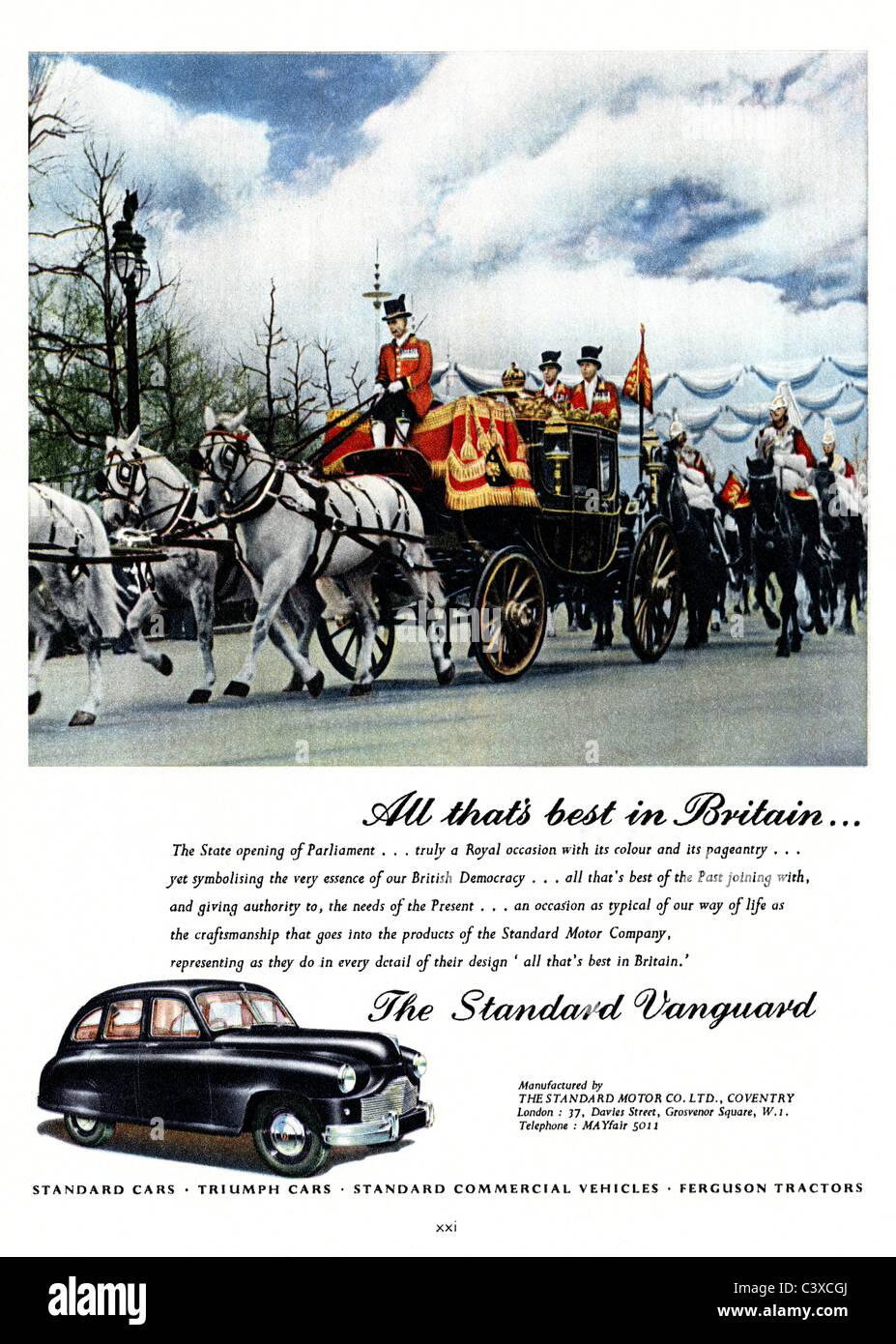 Standard Motor Company Stock Photos & Standard Motor Company Stock ...