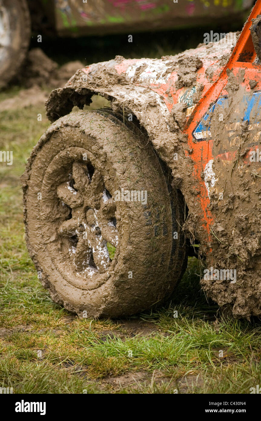 grasstrack racing car cars grass track tracks tracking grasstracker grasstrackers tracker grass tracking motorsport - Stock Image