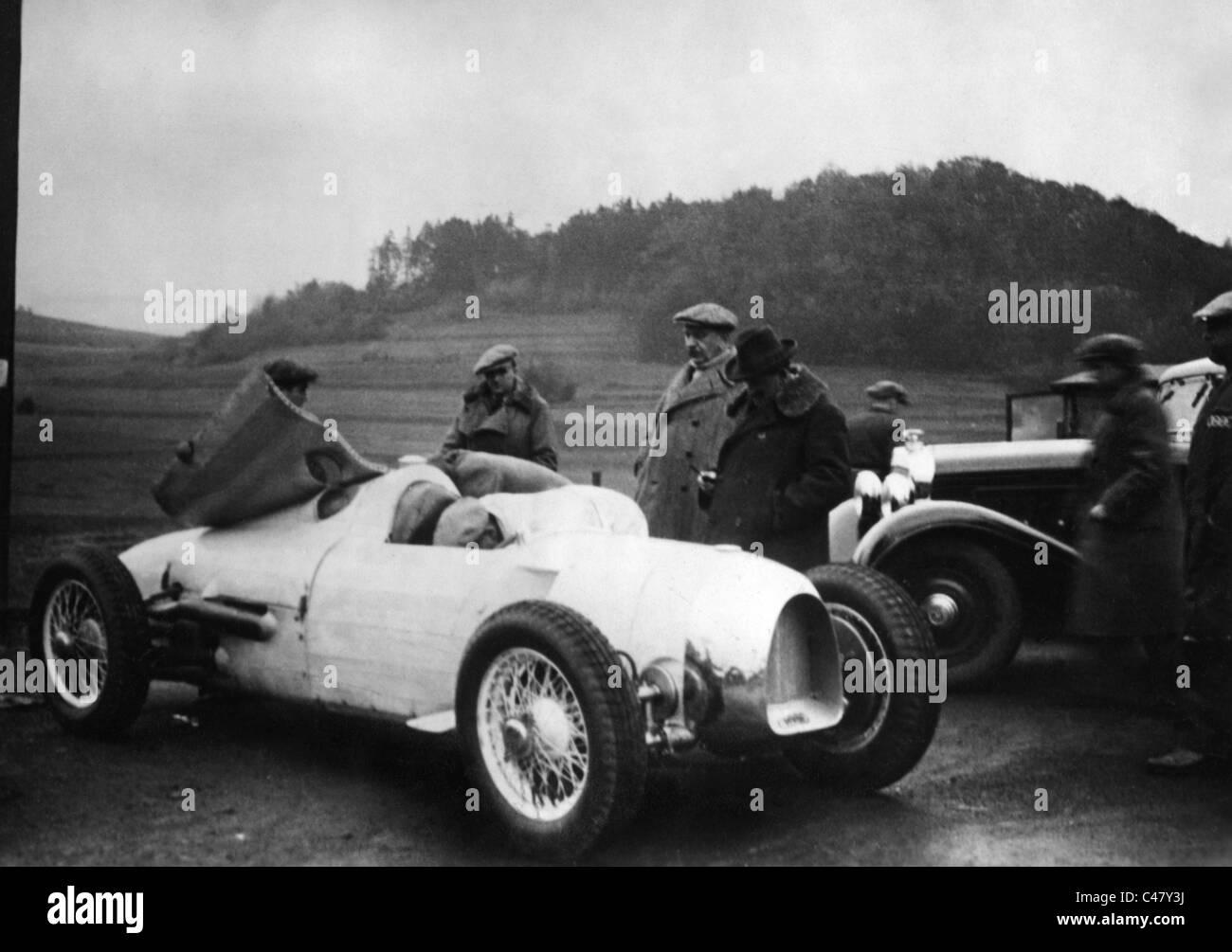 Ferdinand Porsche, - Stock Image