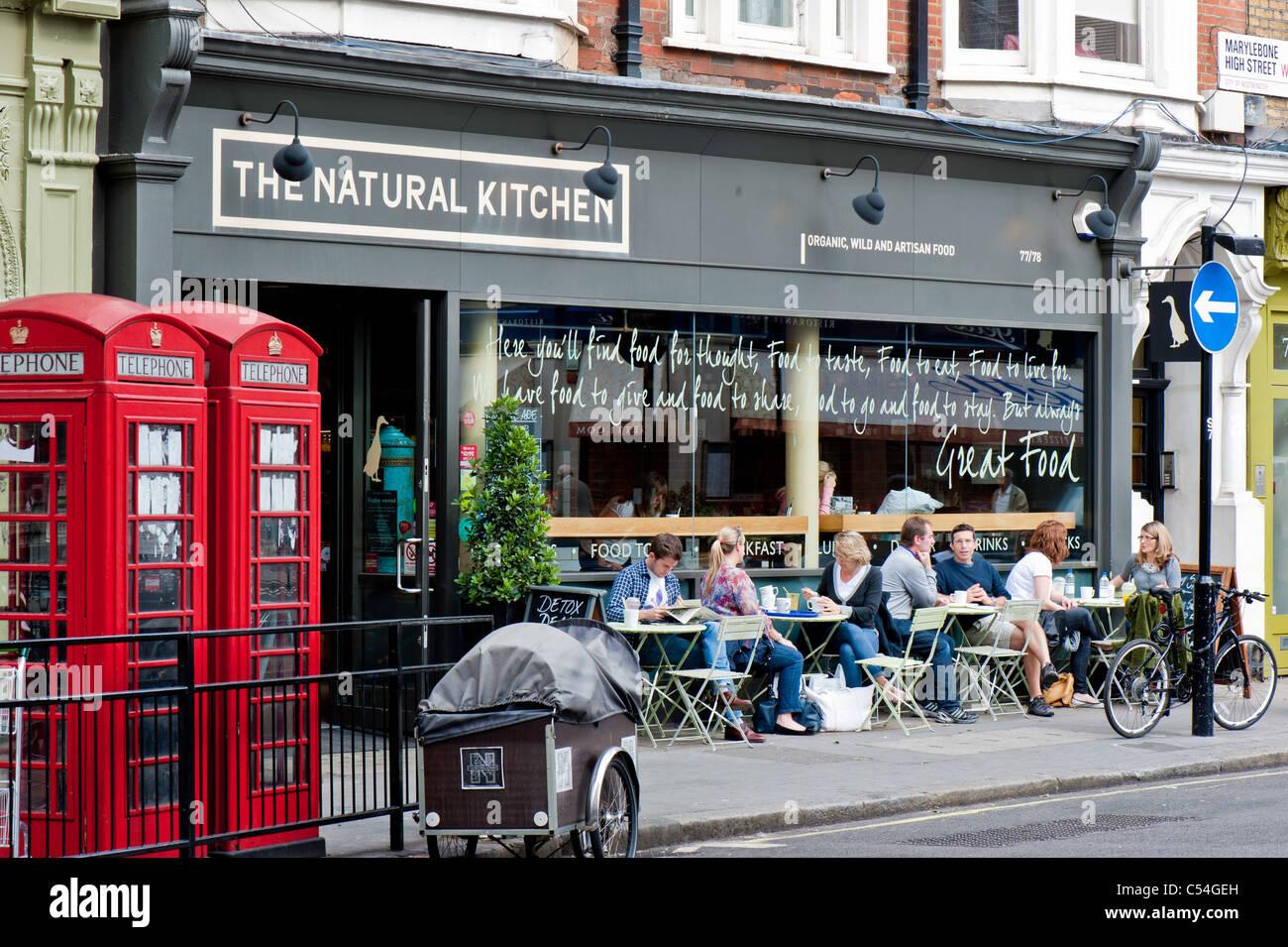 Cafe Fish Marylebone High Street