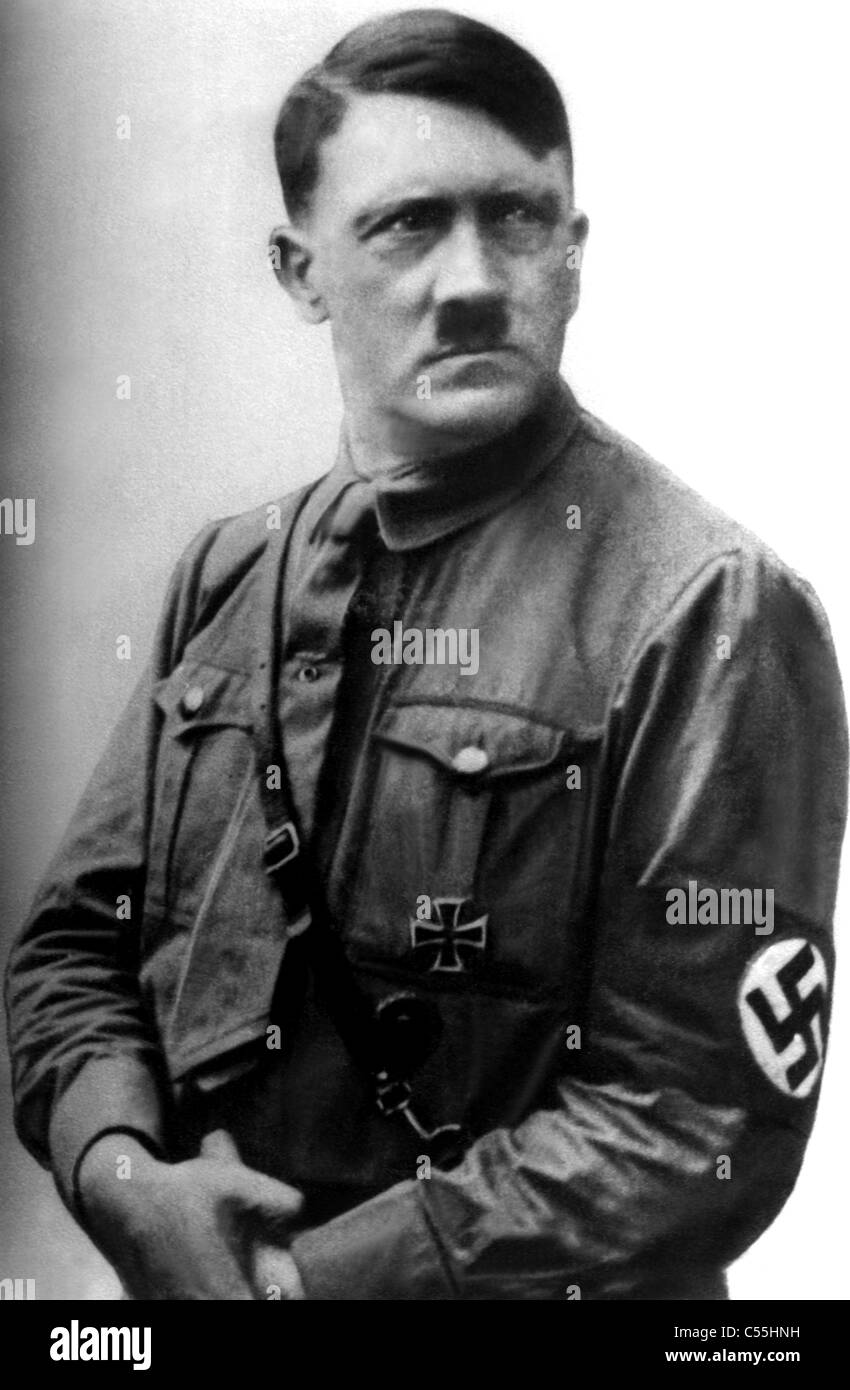 a look at the qualities of the german fuhrer adolf hitler The führer's early goals included physical education, a return to rural life, health  care for all -- and foreboding plans for the jews.