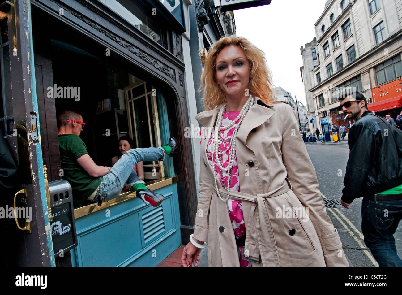 Meet transexuals in london