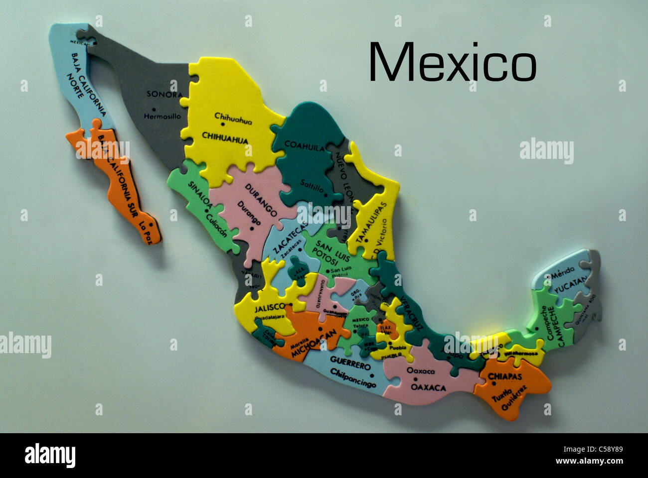 colorful-jigsaw-map-of-mexico-puzzle-sho