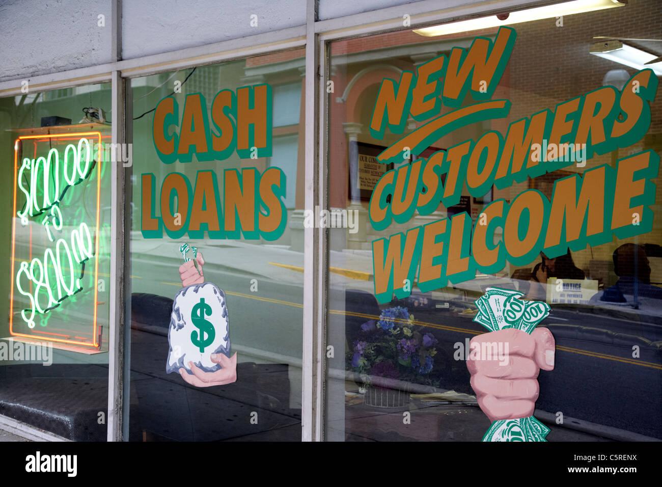 Cash Loans Nashville Tn