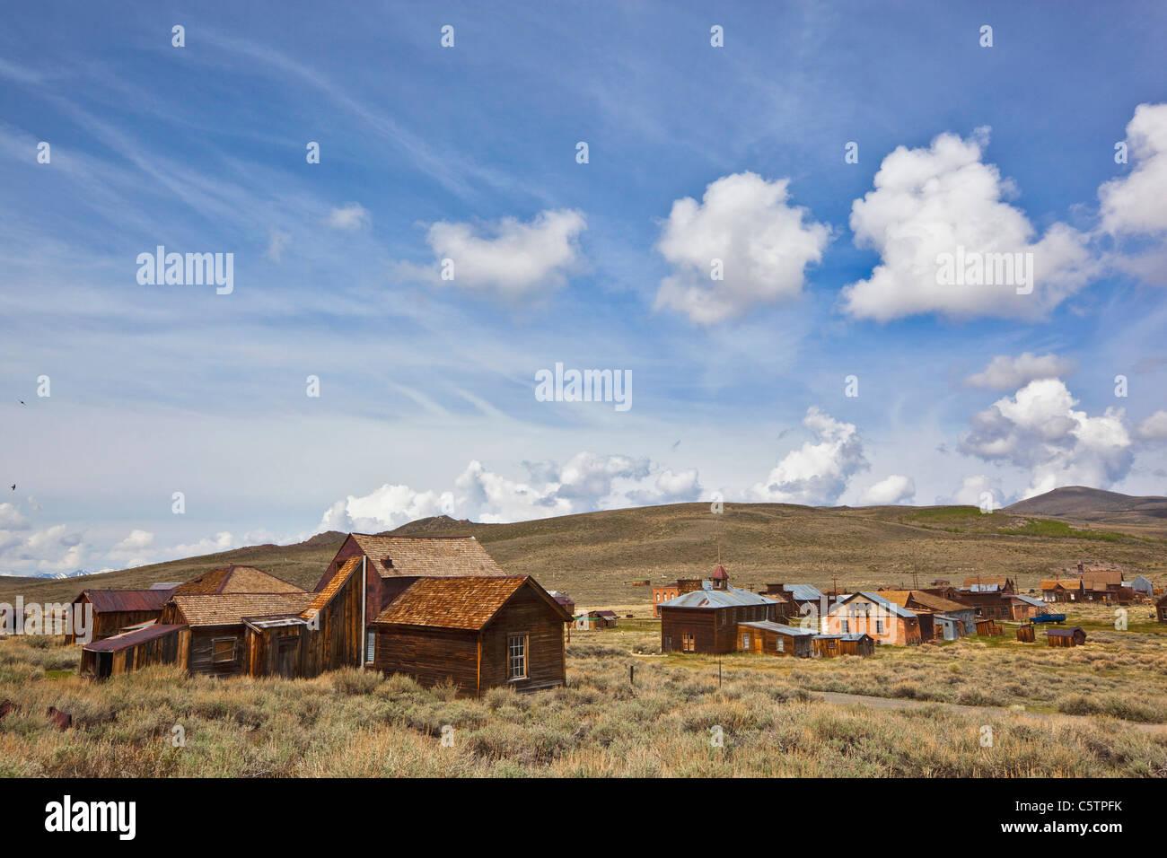 USA, California, Sierra Nevada, Bodie State Park - Stock Image