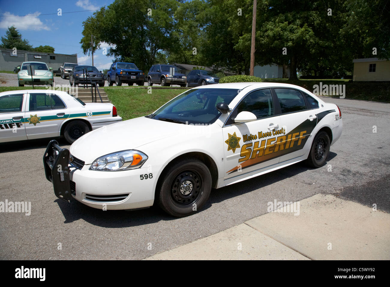 Police sheriff stock photos police sheriff stock images for Musictown motor cars tennessee