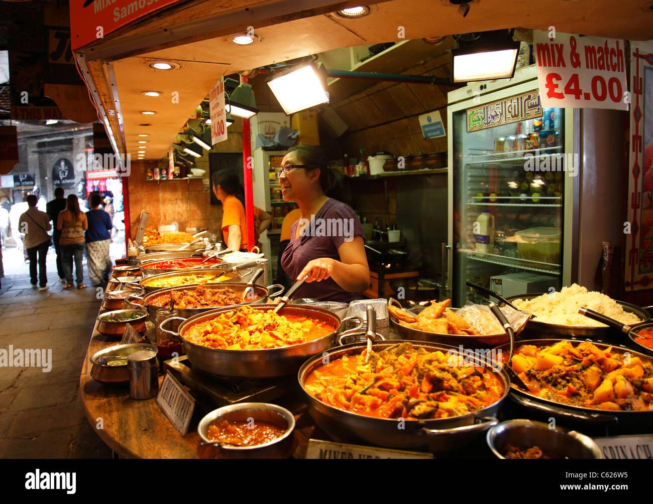 Thai Restaurant Bank Street