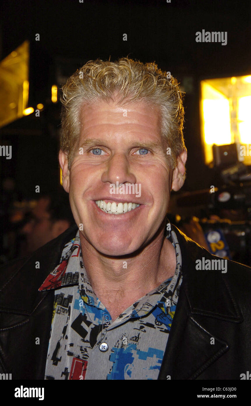 Ron Perlman at the premiere of FLIGHT OF THE PHOENIX, Los Angeles, CA, December 15, 2004. (Photo by:Michael Germana - Stock Image