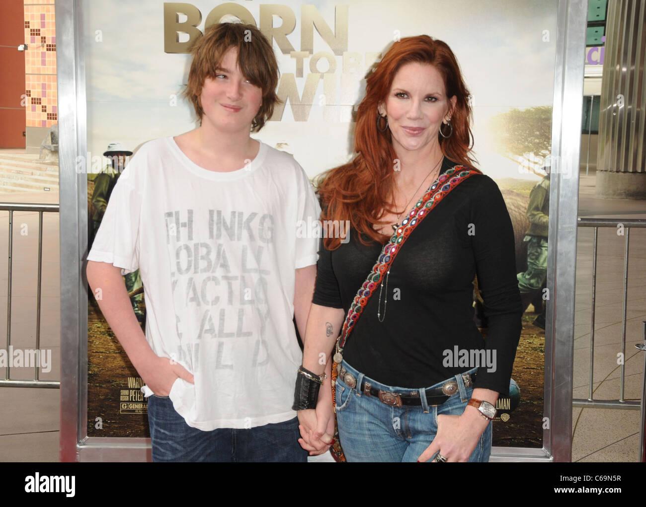 Michael Boxleitner, Melissa Gilbert at arrivals for BORN ...