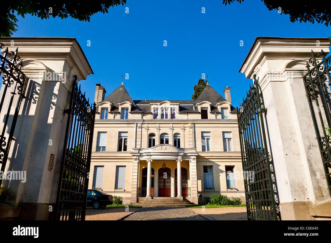 Europe, France, Yvelines (78), Rambouillet Dwelling - Stock Image