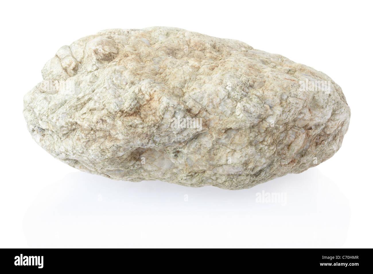 Stone, rock - Stock Image