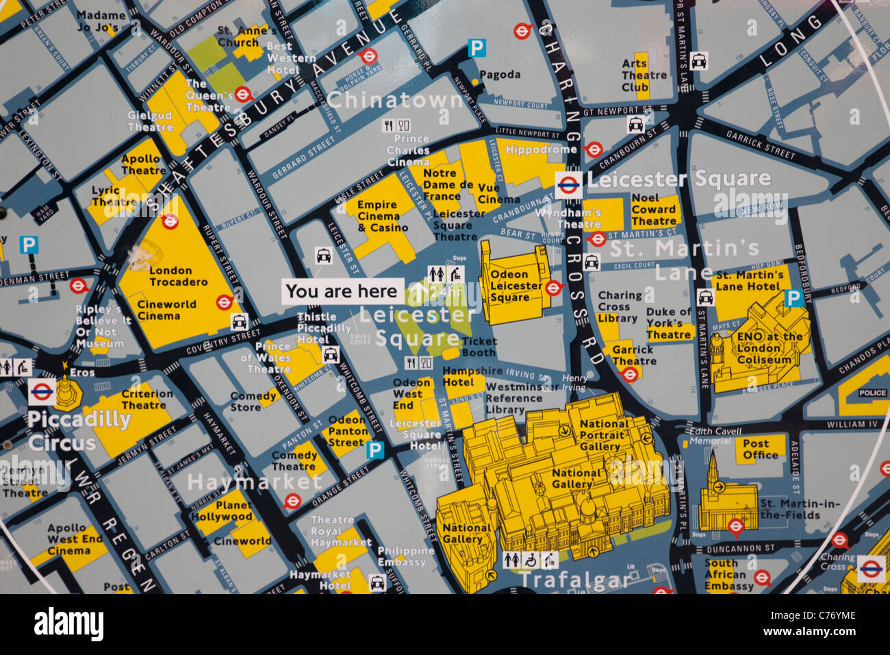 London Map Stock Photos London Map Stock Images Alamy