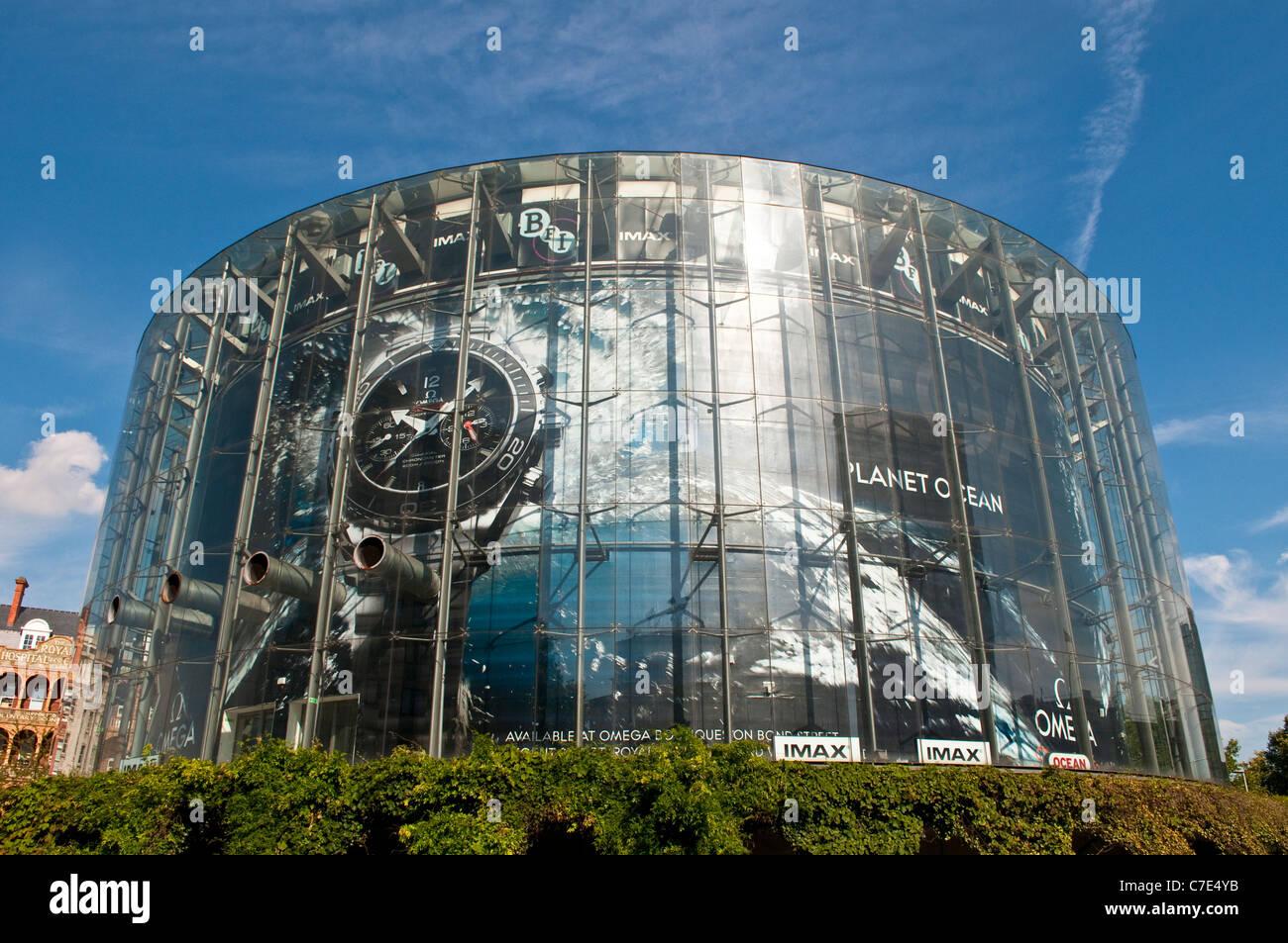 BFI IMAX cinema, London, England, United Kingdom - Stock Image