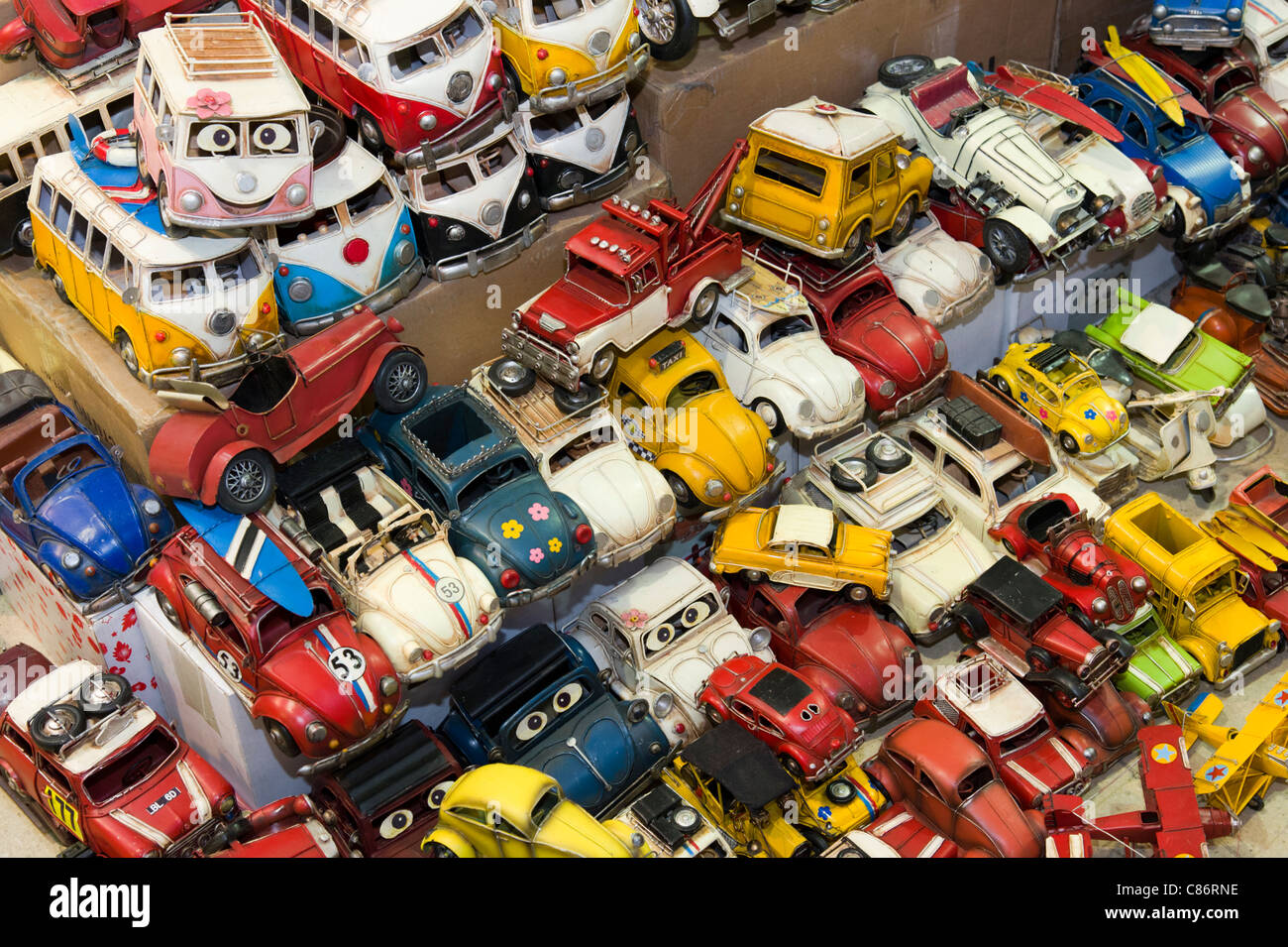 Model Cars For Sale >> Model Cars For Sale In The Grand Bazaar Istanbul Turkey Stock