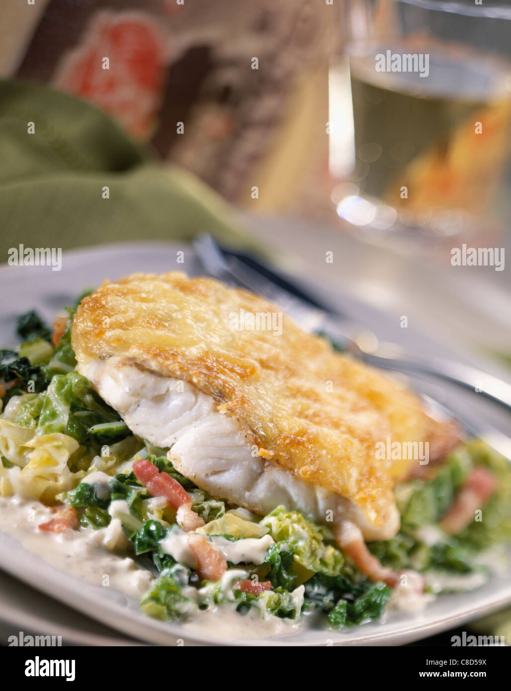 Baked pike perch: cooking recipes 25