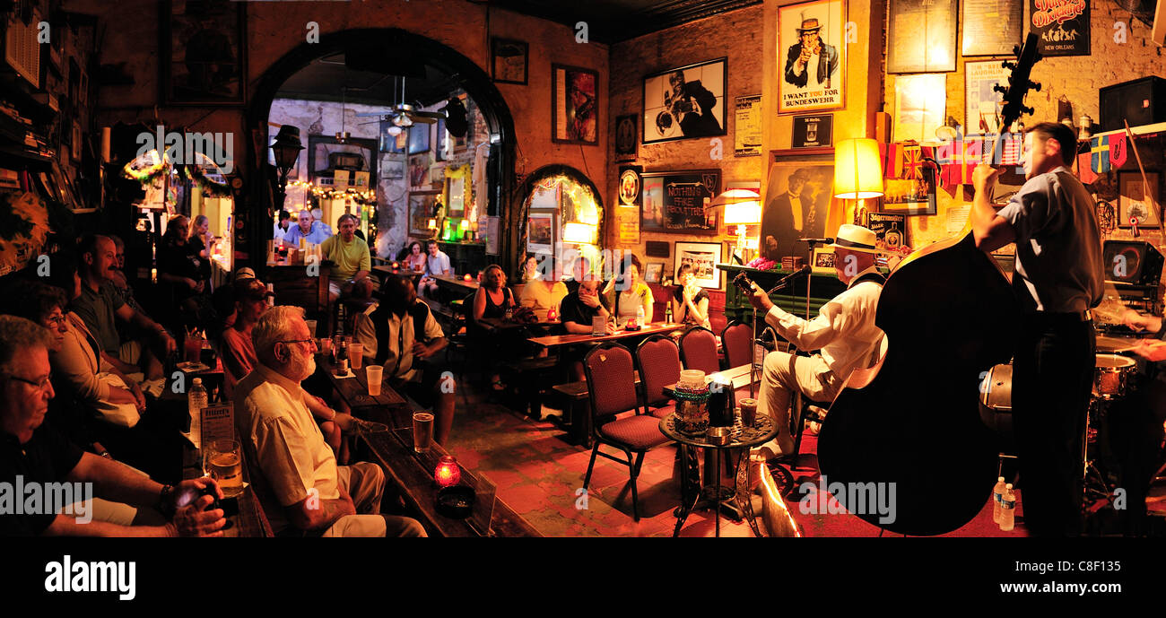 Best Bourbon Street Bars in New Orleans French Quarter ...