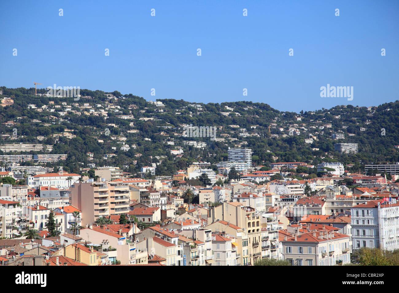 Cannes, Cote d'Azur, Alpes-Maritimes, Provence, France, Europe - Stock Image