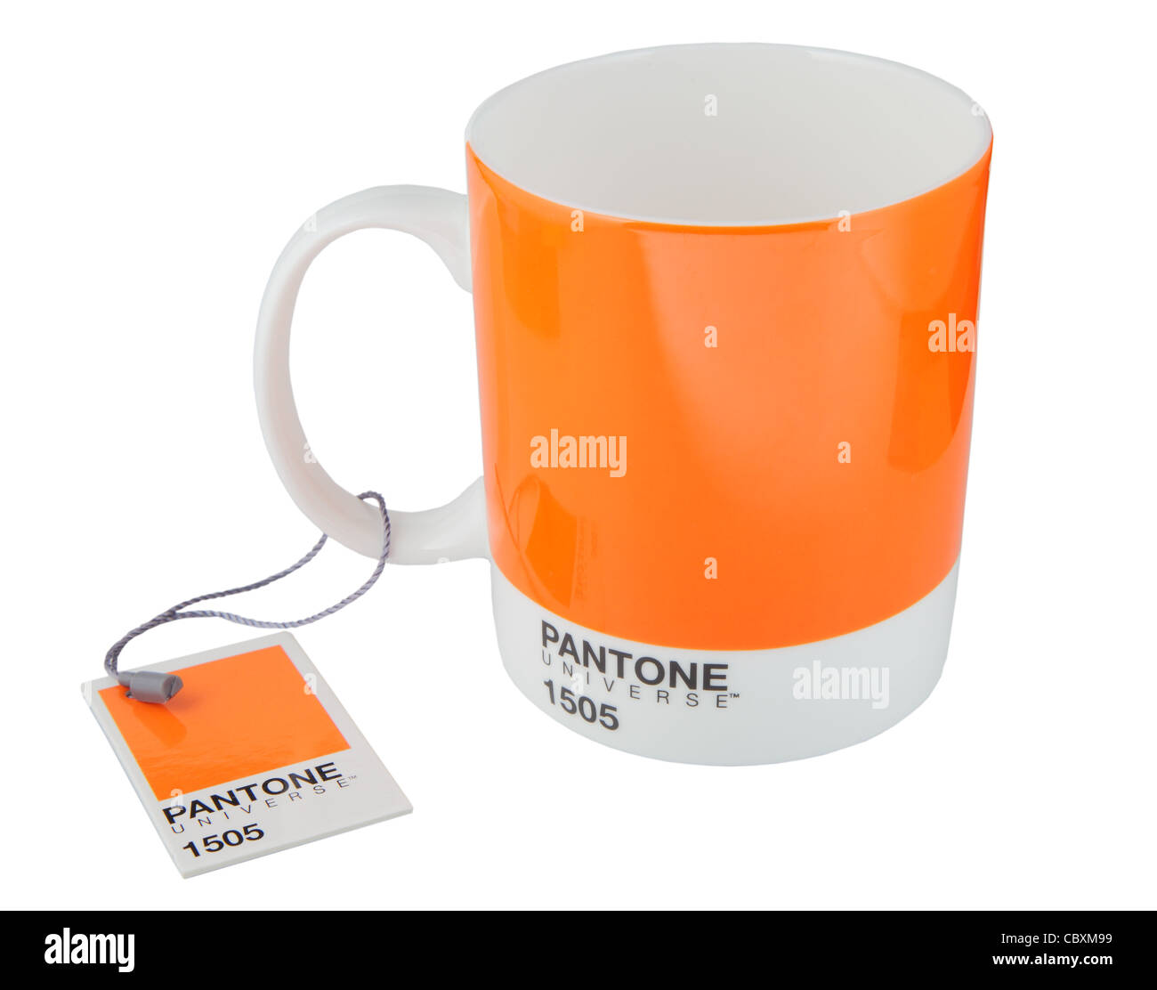 orange-pantone-1505-mug-with-label-isola